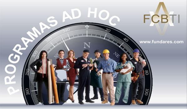 Programas AD HOC - Programas Coaching a Medida