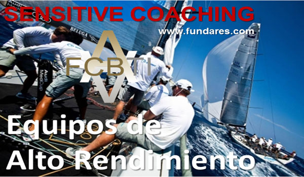 Formacion Sensitive Coaching - Equipos De Alto Rendimiento MAR