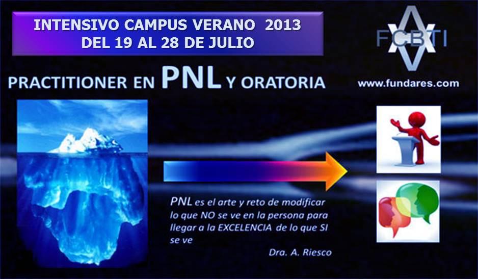PNL y oratoria campus intensivo