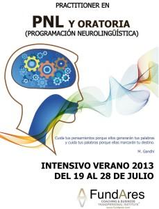 PNL y oratoria intensivo