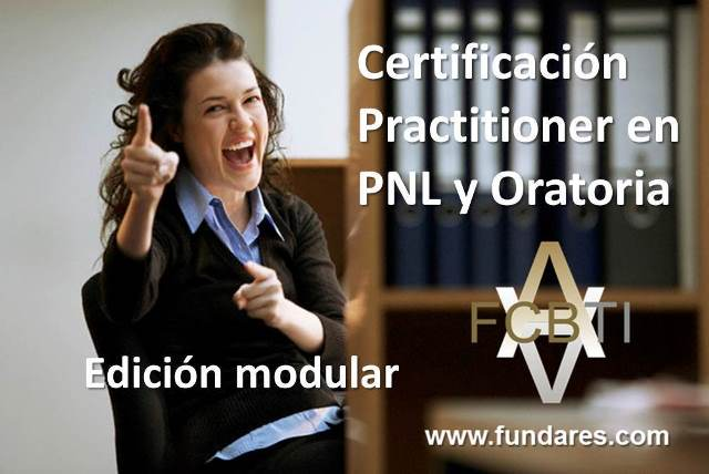 Cerificacion Titulo Master en PNL y Oratoria modular